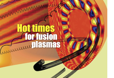 Physics Today October 2015 issue cover